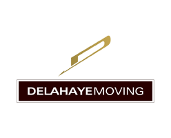 Delahaye moving logo
